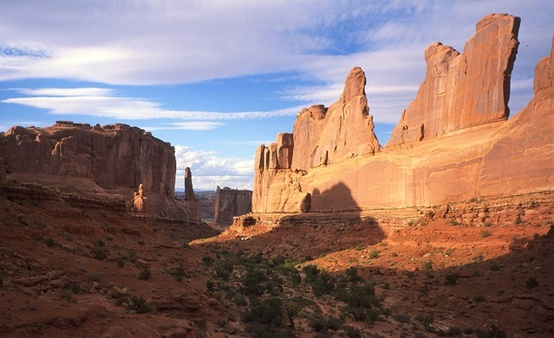 Photo:  Arches National Park
