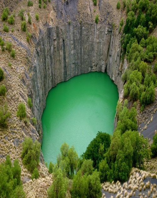 Photo:  The Big Hole in the Northern Cape