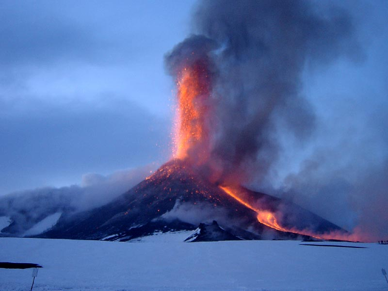 Photo:  Etna.fontana.lava