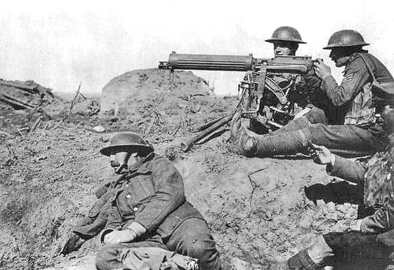 Photo:  World War I