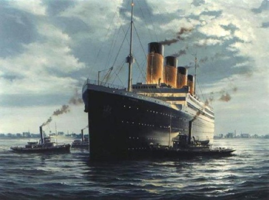 Photo:  RMS (Royal Mail Ship)Titanic