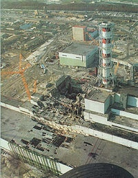 Photo:  Chernobyl Disaster