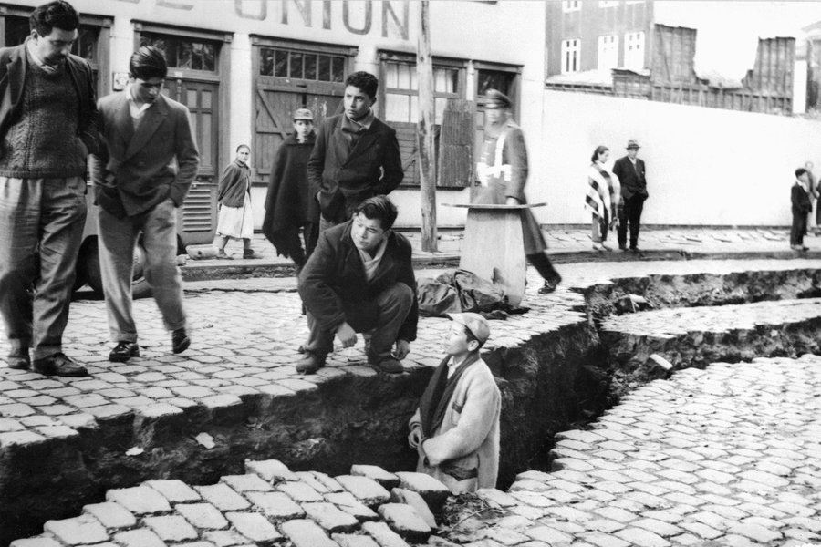 Photo:  1960 Earthquake Valdivia 004