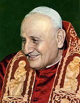 Photo:  Pope John XXIII
