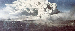 Photo:  Cordon_Caulle_eruption_1960