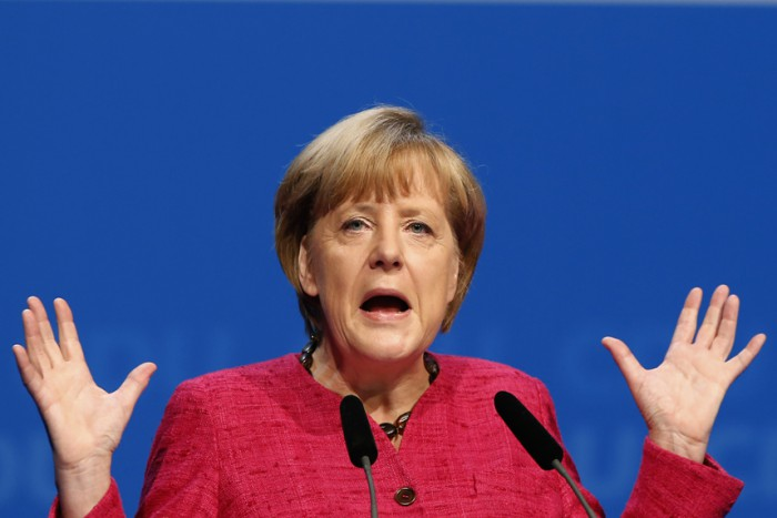 Photo:  A third term for Angela Merkel