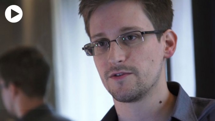 Photo:  Edward Snowden