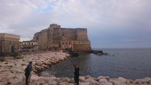 Photo:  NAPOLI... il Castello.