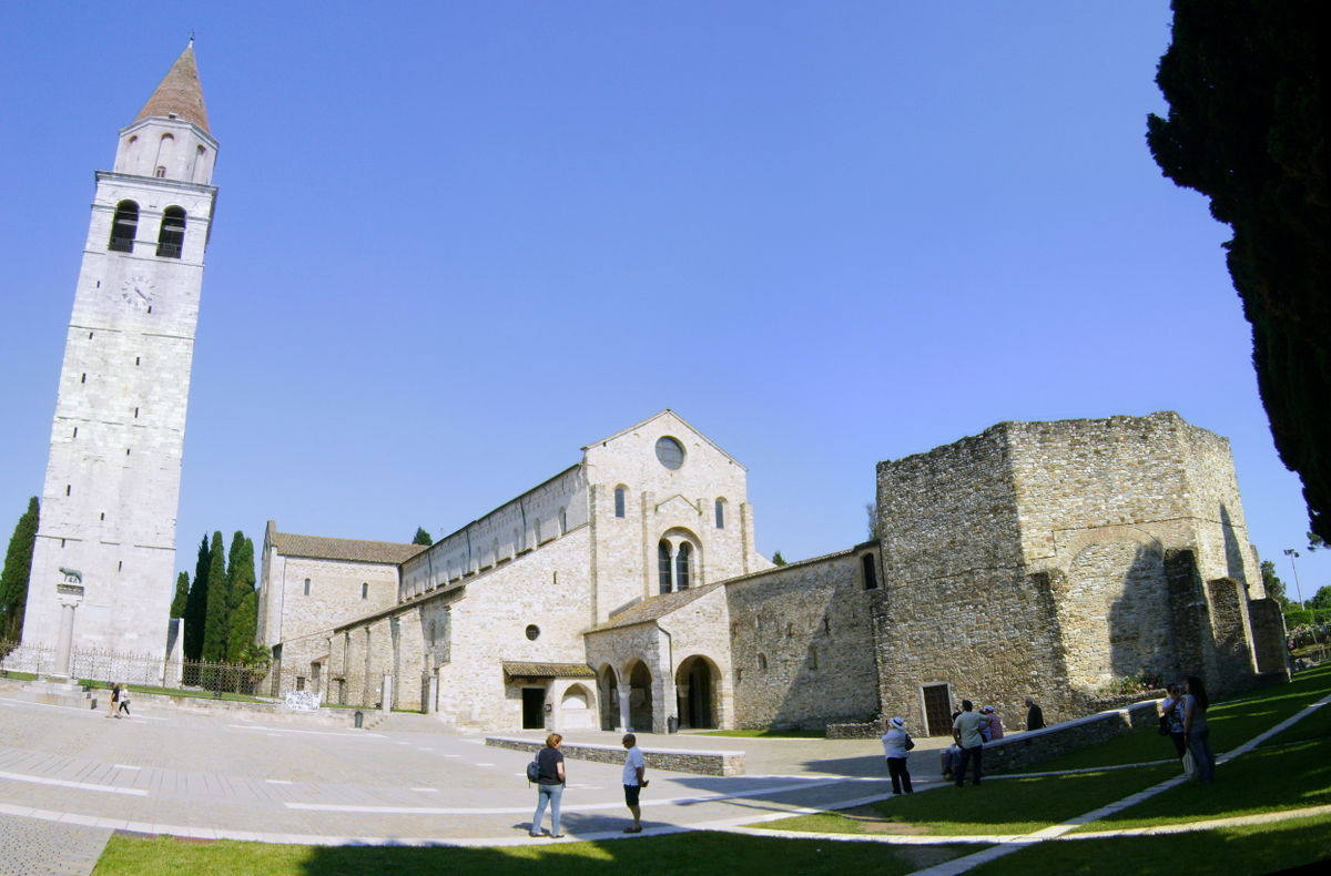 Photo:  Basilica_Aquileia_1