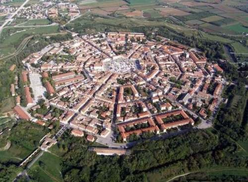 Photo:  Smart ancestors Palmanova, Friuli