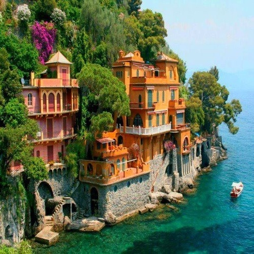 Photo:  Portofino