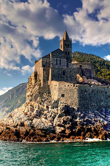 Photo:  Portovenere, Italy  (2)