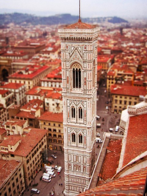 Photo:  Giotto's Bell Tower
