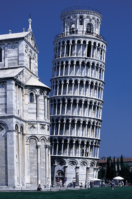Photo:  pisa-dom-leaning-tower-italy