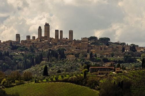 Photo:  San Gimignano