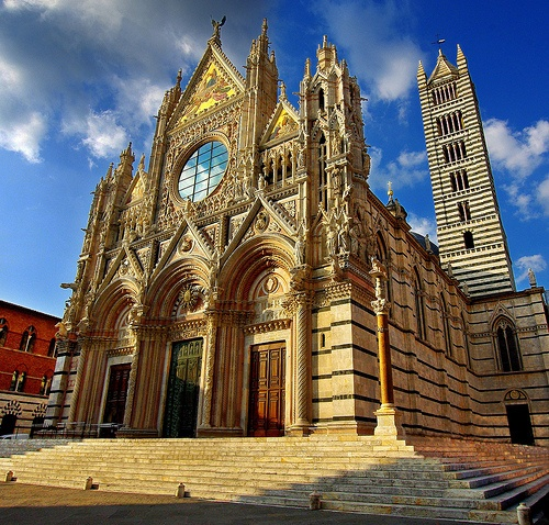 Photo:  Siena Cathedral , Italy
