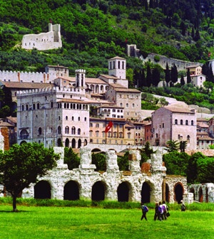 Photo:  Gubbio, Italia