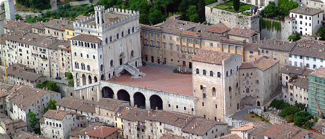 Photo:  Gubbio