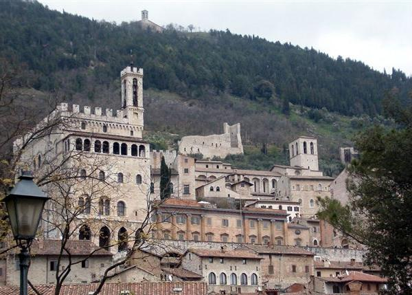 Photo:  gubbio 003, view