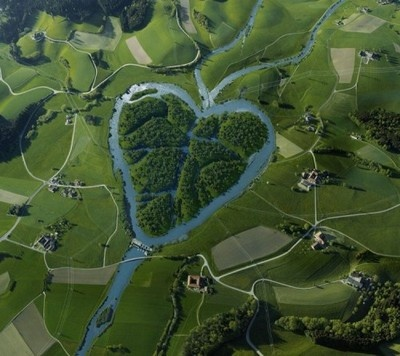 Photo:  Heart Landscape