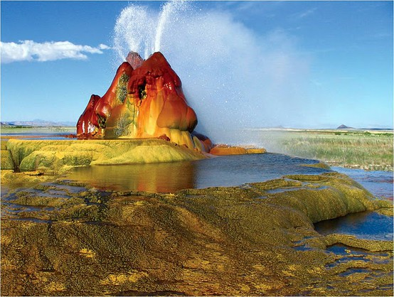Photo:  Fly Geyser