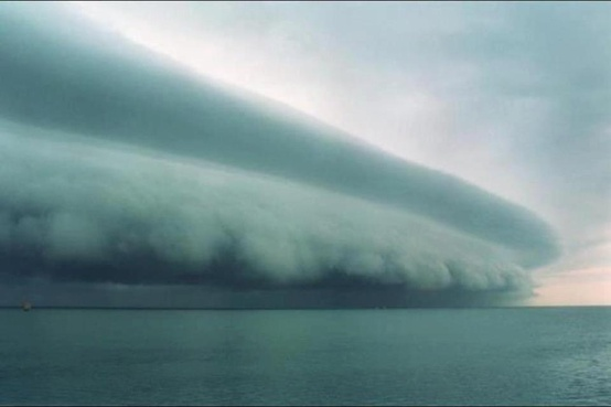 Photo:  Hurricane Isaac 2012