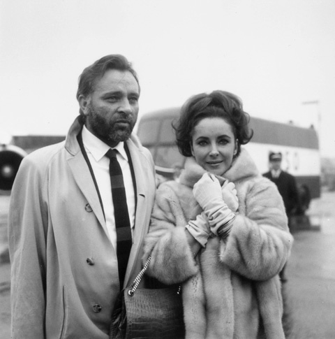 Photo:  Richard Burton and Elizabeth Taylor 10