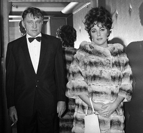 Photo:  Richard Burton and Elizabeth Taylor 11