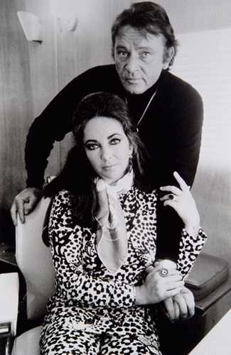 Photo:  Richard Burton and Elizabeth Taylor 13
