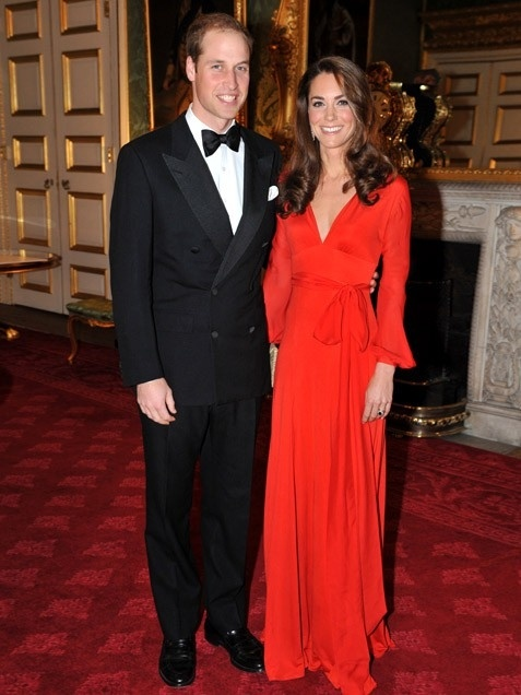 Photo:  Kate Middleton and Prince William 11
