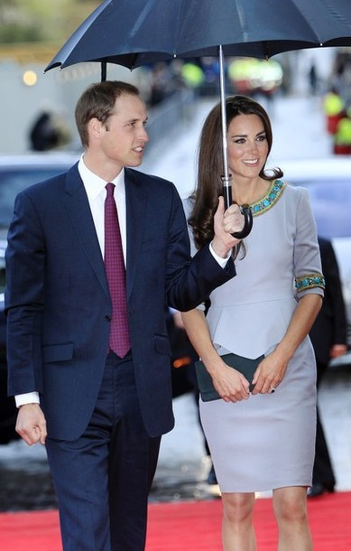 Photo:  Kate Middleton and Prince William 15
