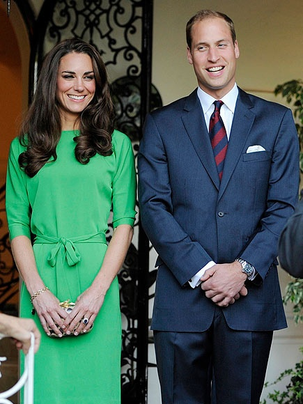 Photo:  Kate Middleton and Prince William 16