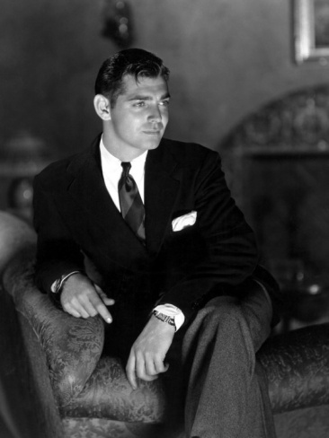 Photo:  Clark Gable 01