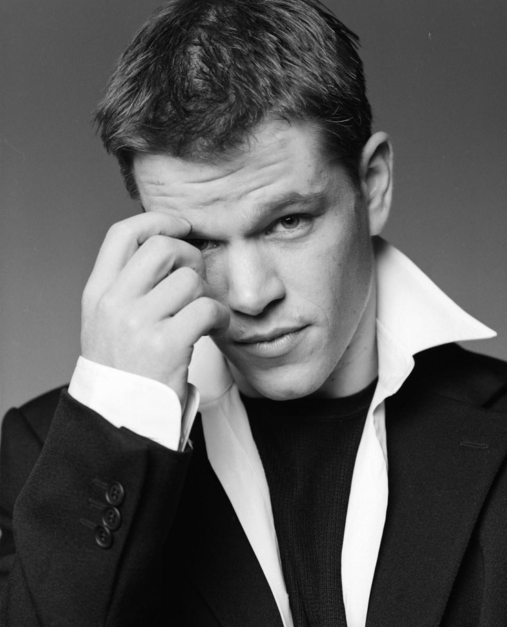 Photo:  Matt Damon 01