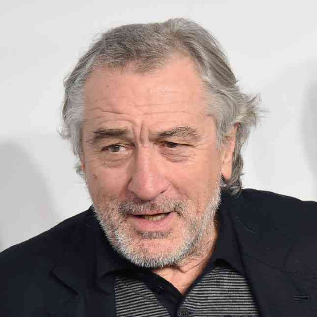 Photo:  Robert De Niro 04