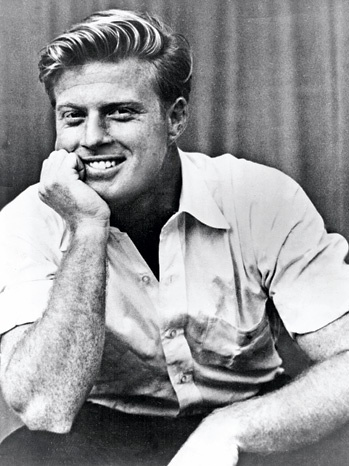 Photo:  Robert Redford