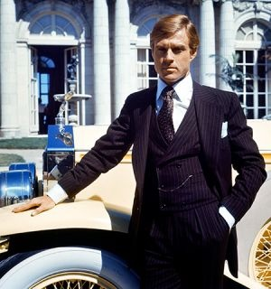 Photo:  robert redford 'the great gatsby'