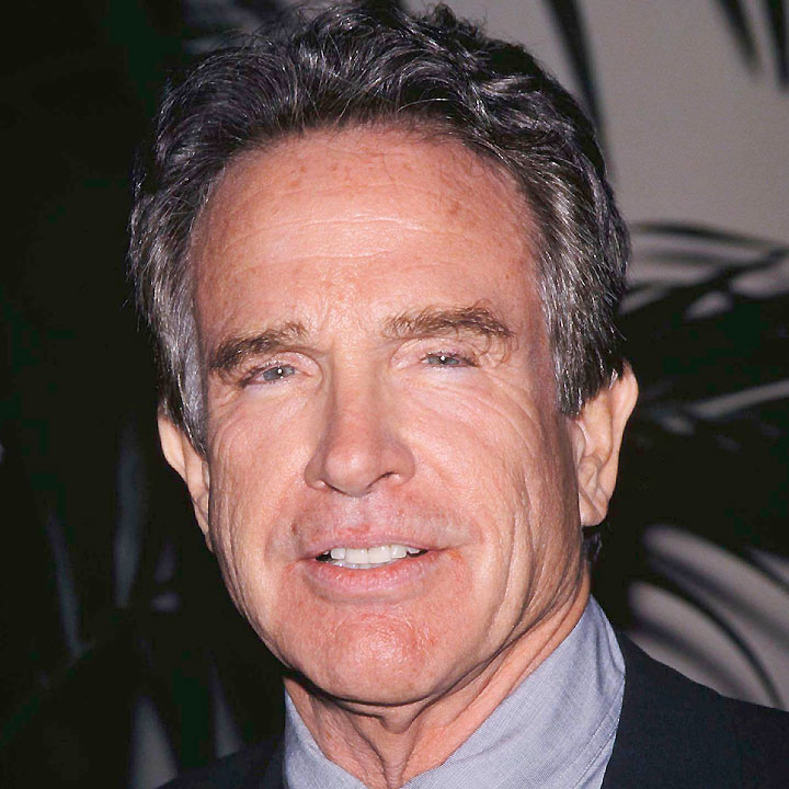 Photo:  Warren Beatty 02