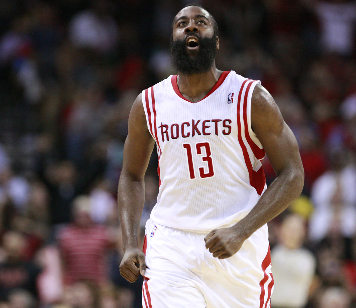 James Harden Yearly Stats: PFTW: James Harden