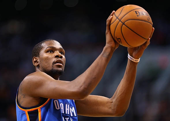 Photo:  Kevin Durant 07
