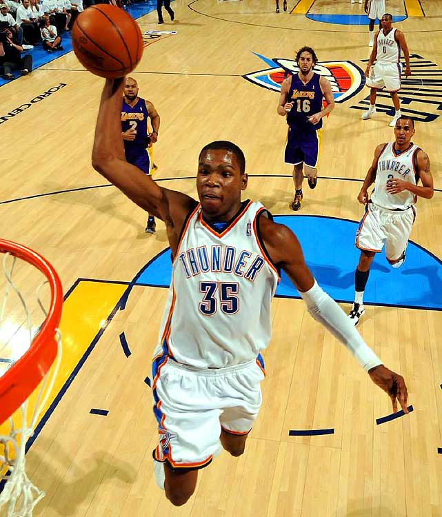 Photo:  Kevin Durant 08