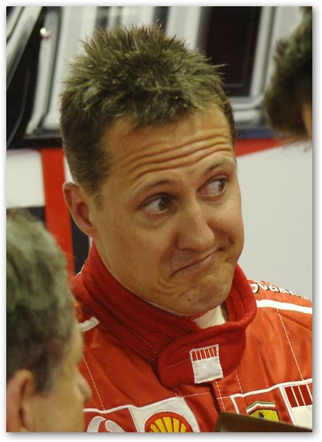 Photo:  Michael Schumacher 004