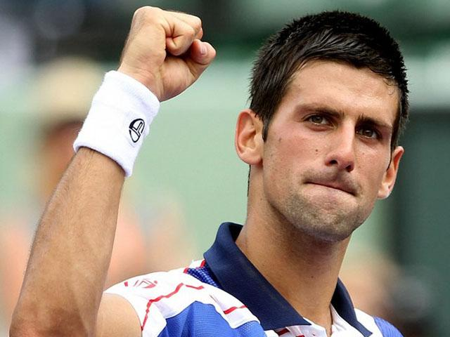 Photo:  Novak Djokovic 01