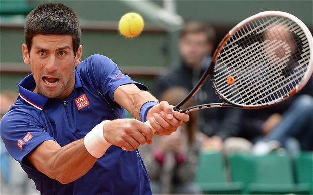 Photo:  Novak Djokovic 02