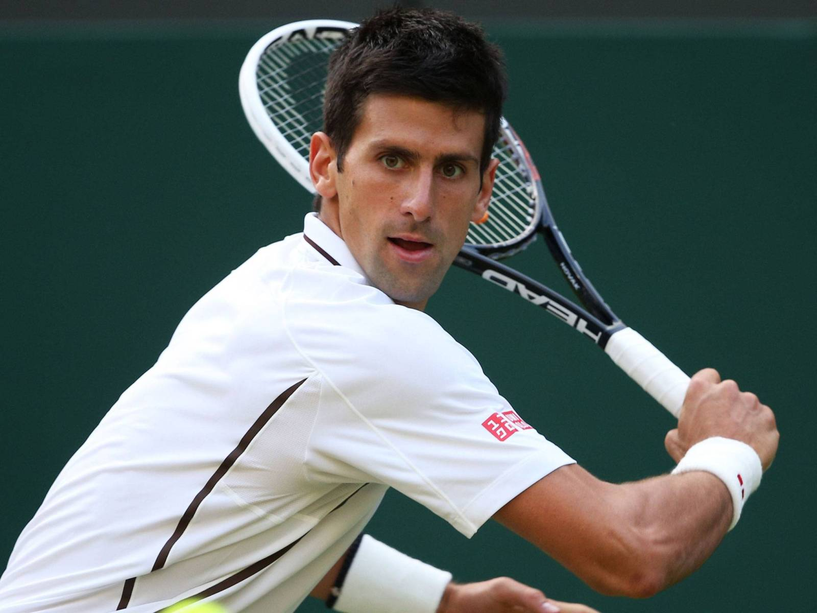 Photo:  Novak Djokovic 03