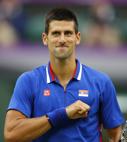 Photo:  Novak Djokovic 08
