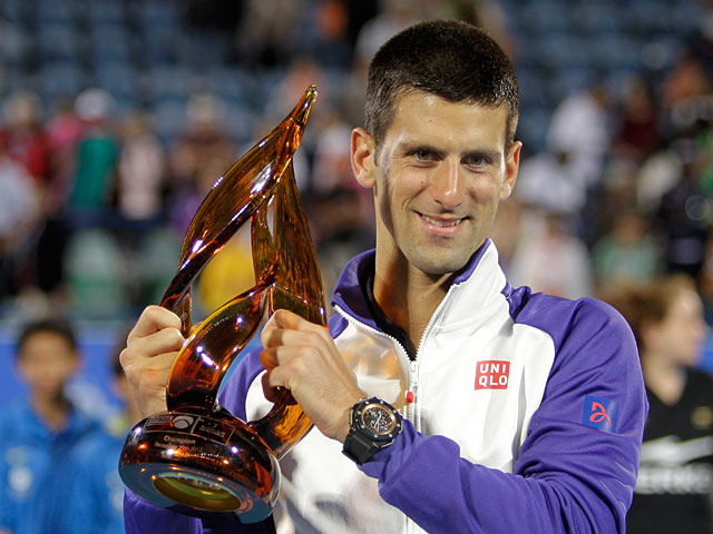Photo:  Novak Djokovic 09