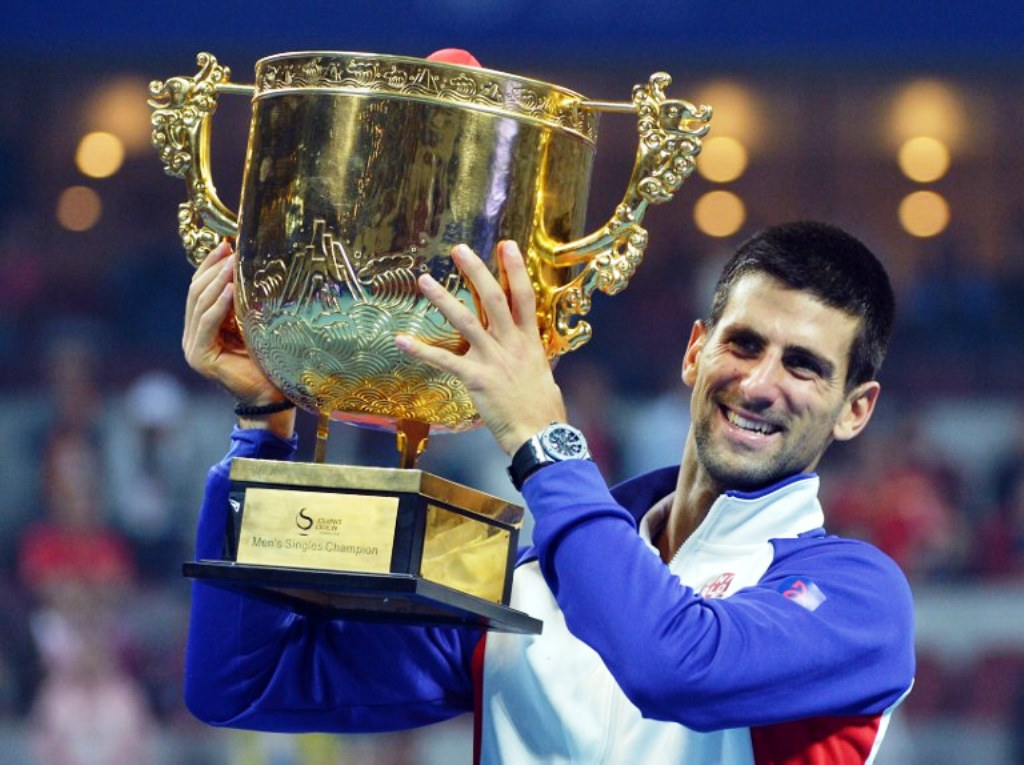 Photo:  Novak Djokovic 10