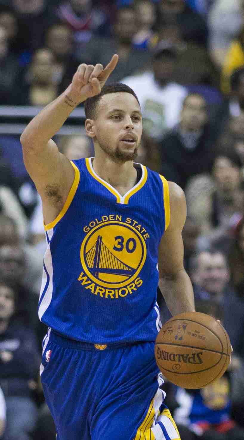 Photo:  Stephen Curry 001