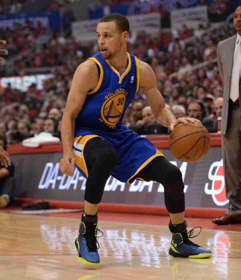 Warriors Record Without Stephen Curry 2017: PFTW: Stephen Curry